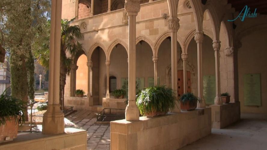 claustre gotic